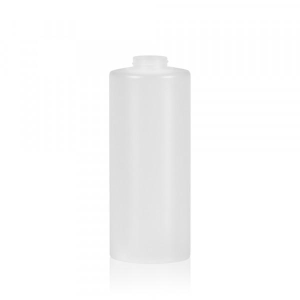 1000 ml flacon Sauce Round MIX LDPE/HDPE naturel 38.400