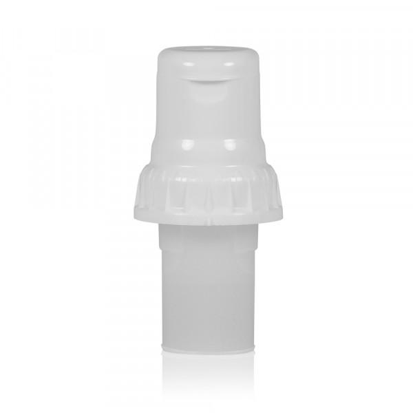 One2Dose Liquid Bouchon doseur PP 20 ml blanc