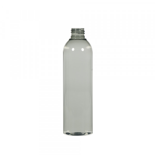 250 ml flacon Basic Round Recycled PET transparent 24.410