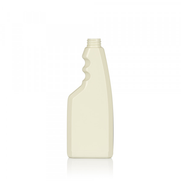 500 ml flacon Multi Trigger recyclage HDPE ivory 28.410