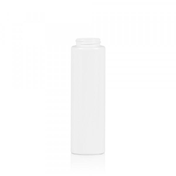 250 ml flacon Sauce Round MIX LDPE/HDPE blanc 38.400