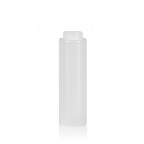 250 ml flacon Sauce Round MIX LDPE/HDPE naturel 38.400