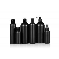 Basic Round PE flacons noir