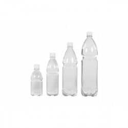 Water PET flacons