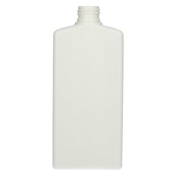 250 ml flacon Mailbox Rectangle recyclage HDPE ivory 24.410