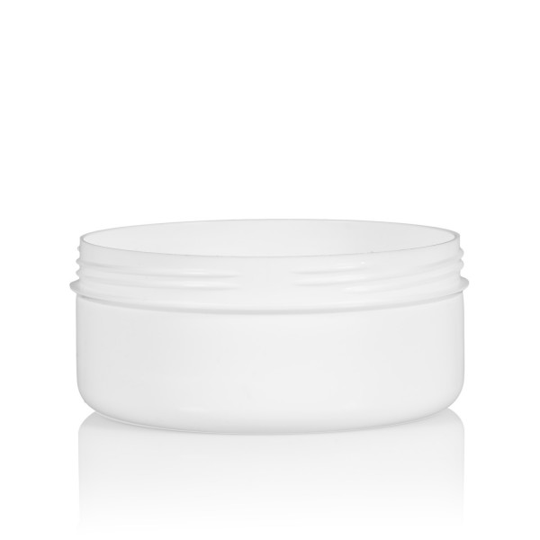 100 ml Soft cylinder PP blanc