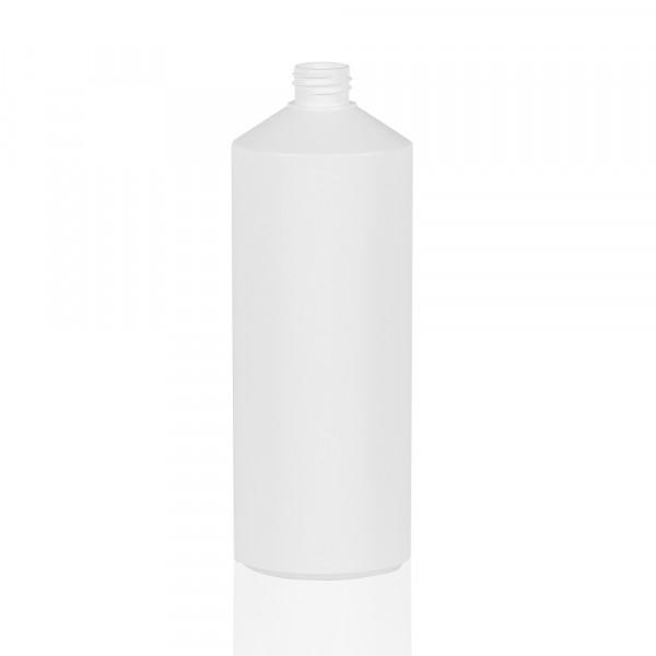 1000 ml flacon Combi HDPE blanc 28.410