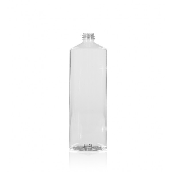1000 ml flacon Combi PET transparent 28.410
