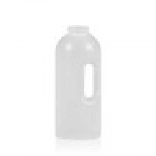 1000 ml flacon doseur Compact Round HDPE naturel One2dose D43