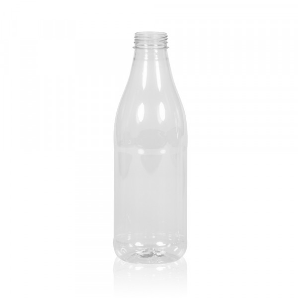 1000 ml flacon de jus Juice PET transparent