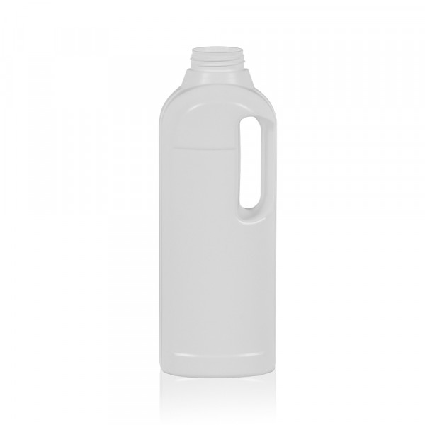 1000 ml flacon Multi HDPE blanc 567