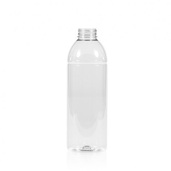 1000 ml flacon de jus Smoothie PET transparent