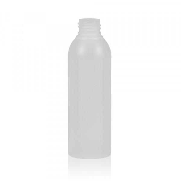 150 ml flacon Basic Round HDPE naturel 24.410