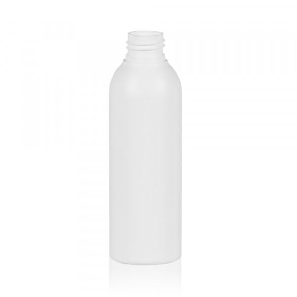 150 ml flacon Basic Round HDPE blanc 24.410