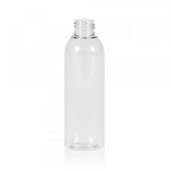 150 ml flacon Basic Round PET transparent 24.410