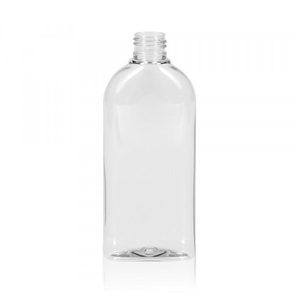 200 ml flacon Basic Oval PET transparent 24.410