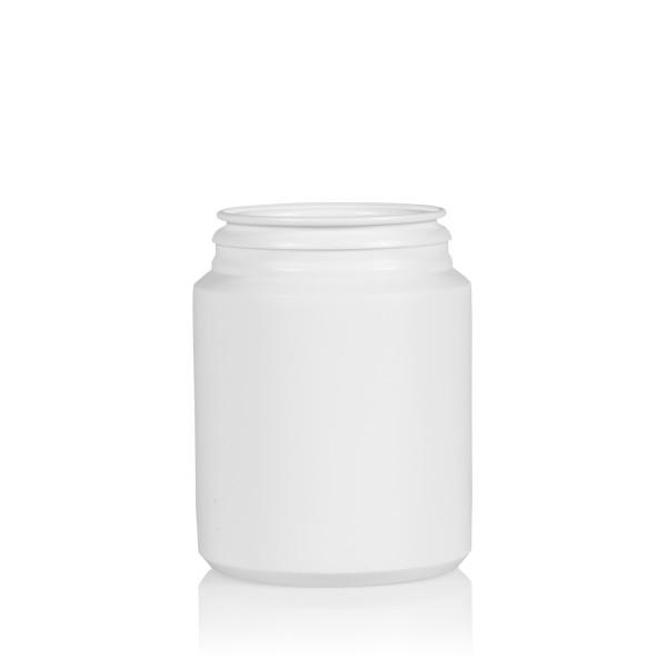 200 ml Pharma cylinder HDPE blanc