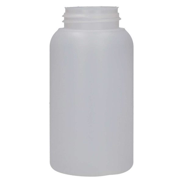 250 ml flacon Compact round HDPE naturel 567