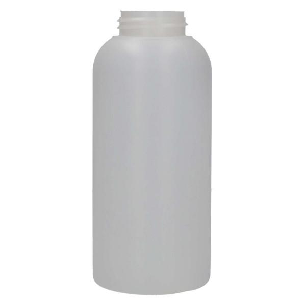 500 ml flacon Compact round HDPE naturel 567