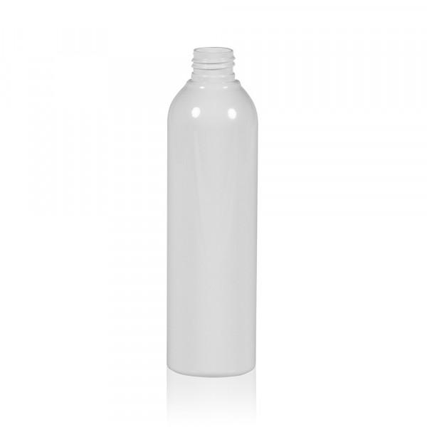 250 ml flacon Basic Round PET blanc 24.410