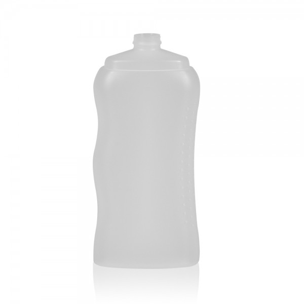 250 ml flacon Shower HDPE naturel