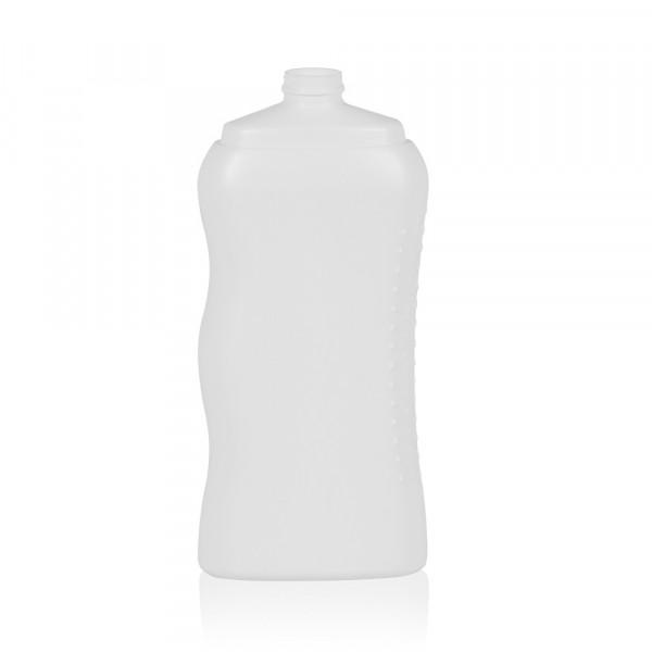 250 ml flacon Shower HDPE blanc