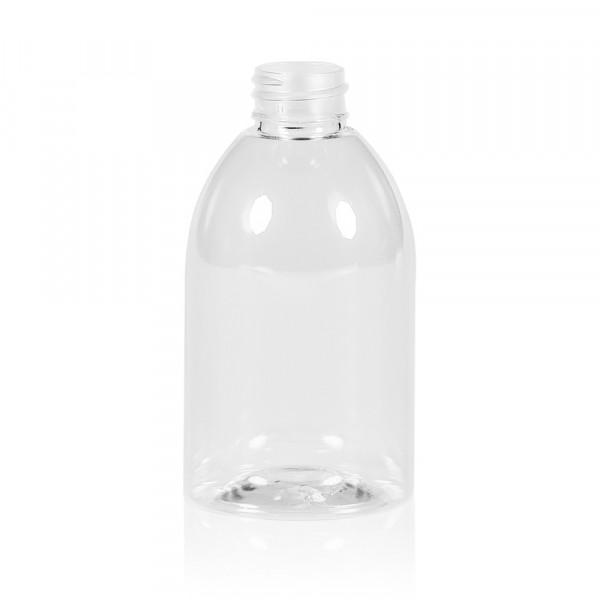 250 ml flacon Soap PET transparent 28.410