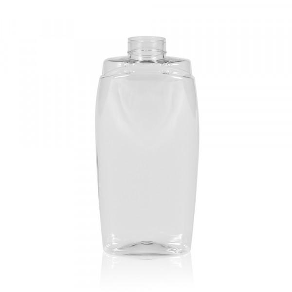 250 ml Flacon compressible Honey PET transparent