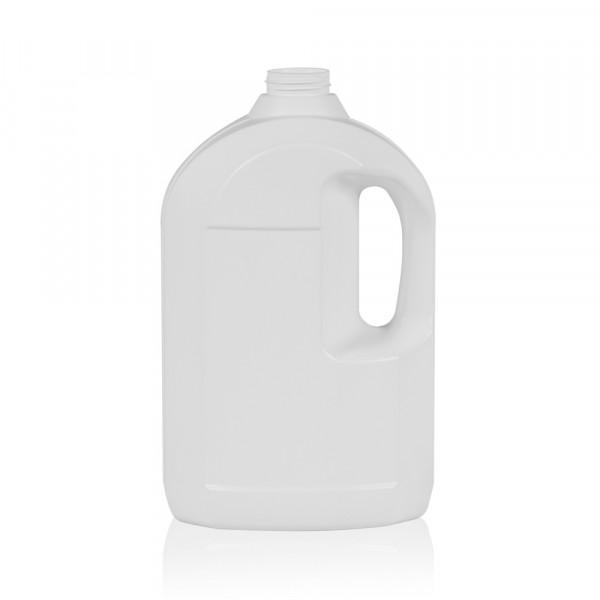 3000 ml flacon Multi HDPE blanc 567
