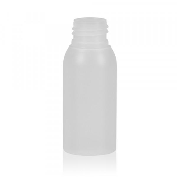50 ml flacon Basic Round HDPE naturel 24.410