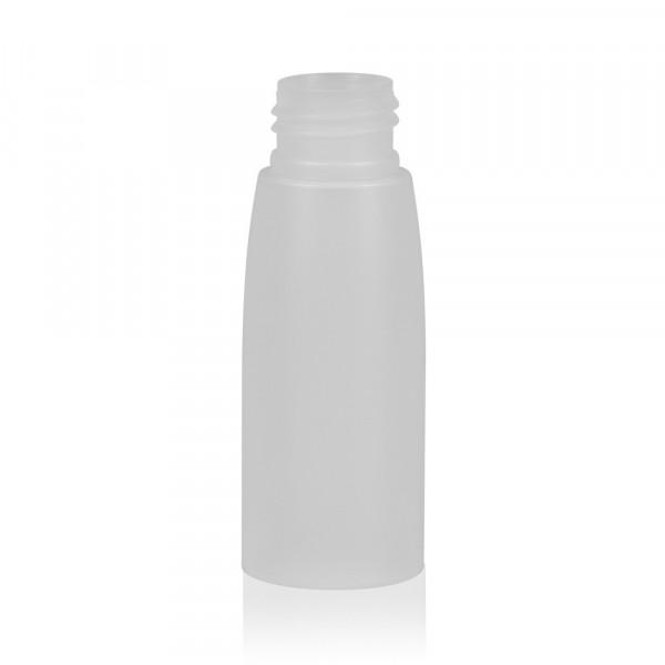 50 ml flacon Dune HDPE naturel 24.410