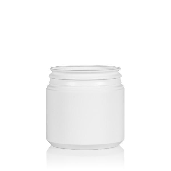 50 ml Pharma cylinder HDPE blanc
