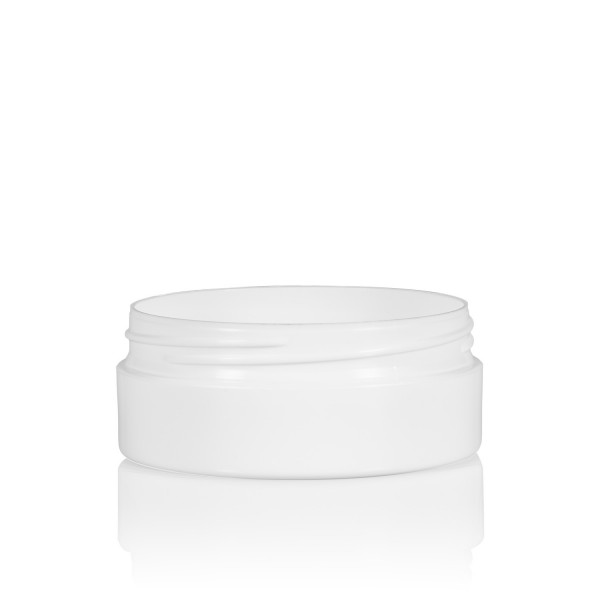 50 ml Soft cylinder PP blanc