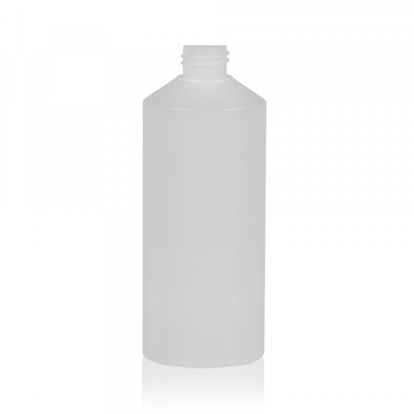 500 ml flacon Combi HDPE naturel 28.410