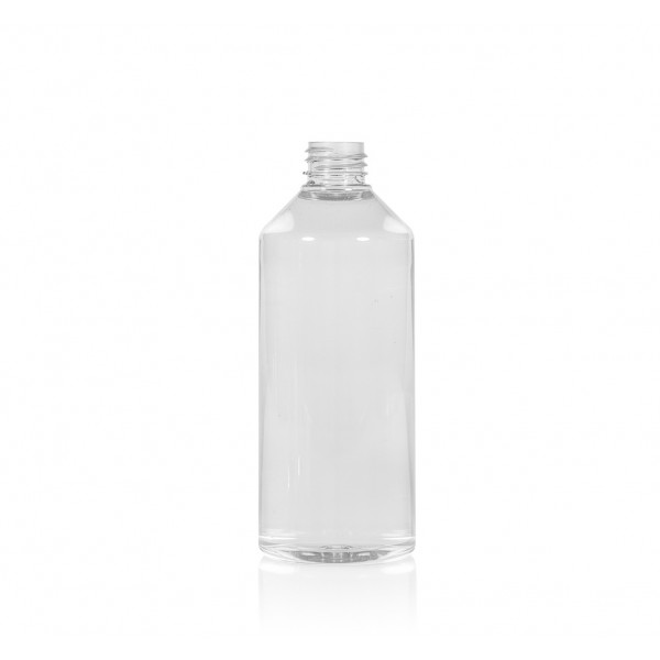 500 ml flacon Combi PET transparent 28.410