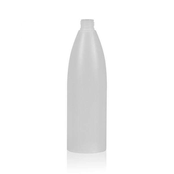 500 ml flacon Dune HDPE naturel 24.410