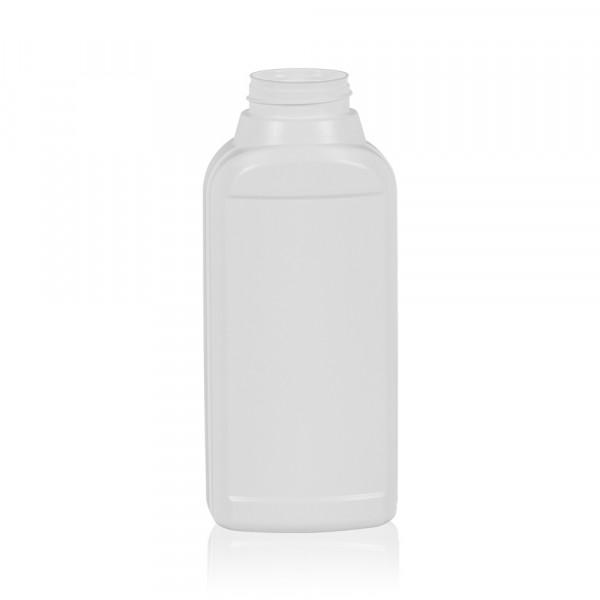 500 ml flacon Multi HDPE blanc 567