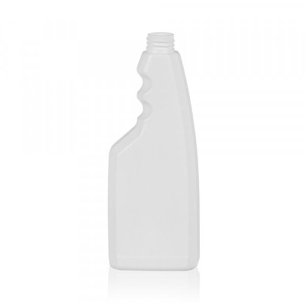 500 ml flacon Multi Trigger HDPE blanc 28.410