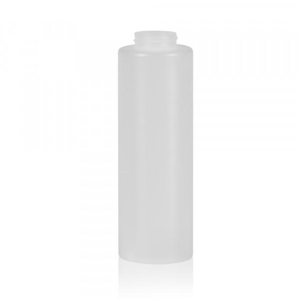 500 ml Flacon compressible Sauce round MIX LDPE-HDPE naturel 38.400