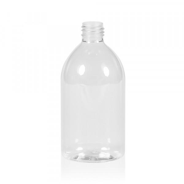 500 ml flacon Soap PET transparent 28.410