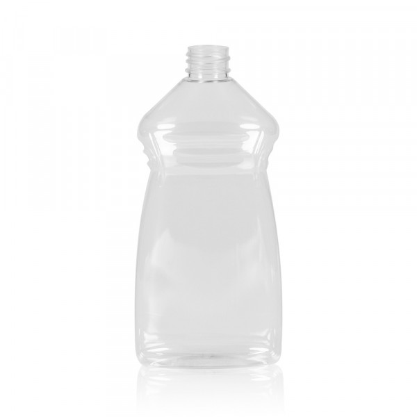 500 ml flacon Wash PET transparent 28.410