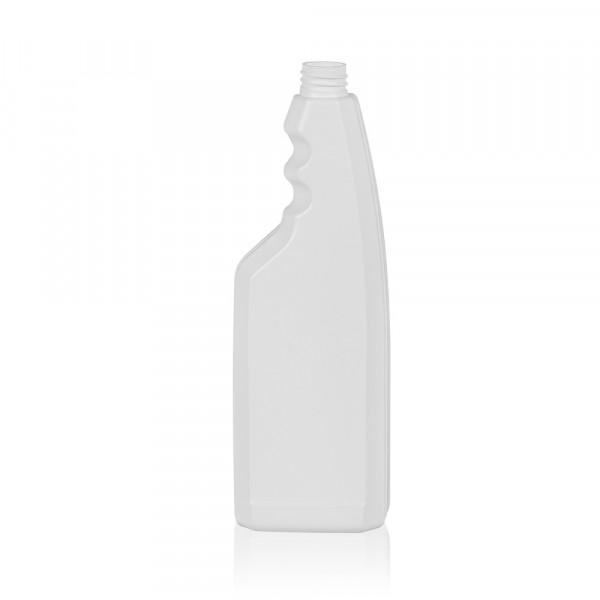 750 ml flacon Multi Trigger HDPE blanc 28.410