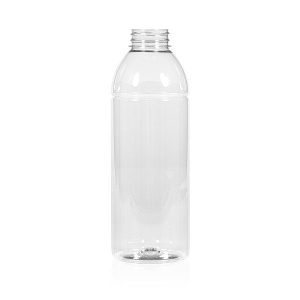 750 ml flacon de jus Smoothie PET transparent