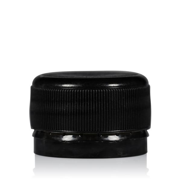 Bouchon garantie noir 28PCO