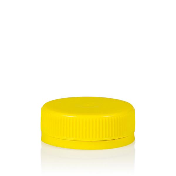 Bouchon garantie PP jaune 3 start