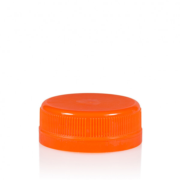 Bouchon garantie PP orange 2 start