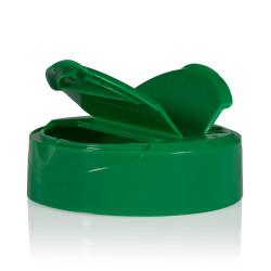 Couvercle a service PP vert