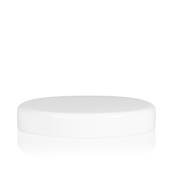 Couvercle a visser Big clear 100 mm blanc