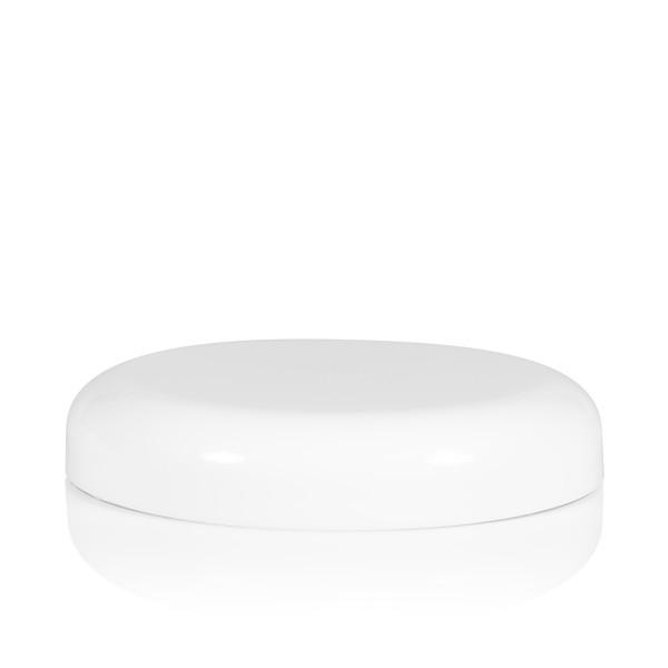 Couvercle a visser Soft cylinder 75 mm blanc