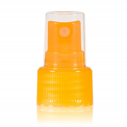 Pompe de spray PP orange  24.410